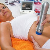 Z Wave Photo Gallery - Abdomen Cellulite Treatment